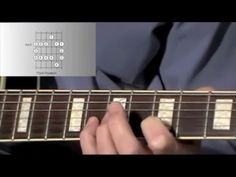 RHYTHM GUITAR: Unlocking the Secrets of the Magic 5-Note Box - YouTube