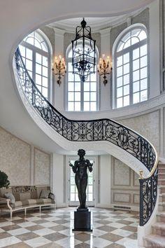 Maurice Fatio Designed Significant Home. Crespi/Hicks Estate in Preston Hollow -Dallas, Texas.