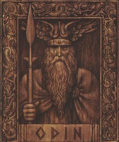 Magnus Chase & the Gods of Asgard North Mythology, Odin Norse Mythology, Norse Pagan, Old Norse, German Mythology, Odin Allfather, Viking Culture, Viking Art, Norse Vikings
