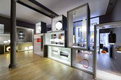4 foscarini store in new york by ferruccio laviani Foscarini Store in New York by Ferruccio Laviani