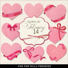 New Freebies Kit - February 14