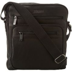 Buy Kenneth Cole Reaction - Columbian Leather - 2.25 Single Gusset Top Zip Day Bag (Black) - Bags and Luggage new - Zappos is proud to offer the Kenneth Cole Reaction - Columbian Leather - 2.25 Single Gusset Top Zip Day Bag (Black) - Bags and Luggage: Keep it all pulled together on the fly with this well organized and handsome Columbian Leather Day Bag.