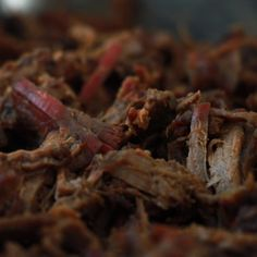 Pulled Beef | BBQ Recepten | BBQ Junkie Pulled Turkey, Pulled Beef, Tex Mex, Barbecue, Meat, Food, Website, Street, Big