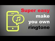 Easy make Iphone Ringtone │兩分鐘編輯Iphone鈴聲 【Mimo share】#MimoUseful 1 - YouTube
