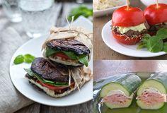 Paleo Sandwiches: 15 No-Bread Sandwich Solutions