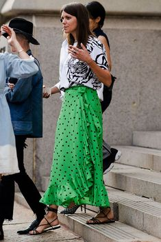 352a111b626c nyfw 2018/ ss19 - street style Street Style Trends, The Best Street Style,