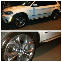 """2013 X5 5.0 Sport with 20"""" rims! Delivered to a loyal customer! Starting at $799"""