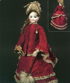 From Doll News Spring 2001