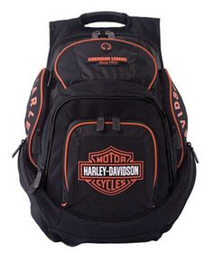 online shopping for Harley-Davidson Mens Deluxe Backpack from top store. See new offer for Harley-Davidson Mens Deluxe Backpack Harley Davidson Backpack, Harley Davidson Bike Images, Harley Gear, Harley Davidson Iron 883, Motor Harley Davidson Cycles, Harley Davidson Street Glide, Harley Davidson Motorcycles, Triumph Motorcycles, Custom Motorcycles