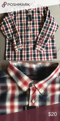 908fbe1cc316d1 Roundtree and Yorke long sleeve Size XL..brand new with tags... nice  Roundtree   Yorke flannel... thanks for viewing. Roundtree   Yorke Shirts  Casual Button ...