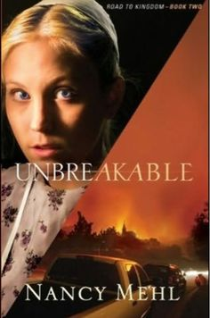 Unbreakable by Nancy Mehl book review by Madi