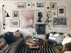 A Swedish House Is Renovated and Reimagined — Scandi Week House Tour (Apartment Therapy Main) Living Pequeños, Living Room, Apartment Therapy, Apartment Design, Gravity Home, Decoration Inspiration, Inspiration Wall, Decor Ideas, Swedish House