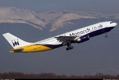 Monarch Airlines - Inglaterra