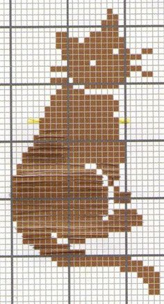 Brilliant Cross Stitch Embroidery Tips Ideas. Mesmerizing Cross Stitch Embroidery Tips Ideas. Cat Cross Stitches, Cross Stitch Charts, Cross Stitch Designs, Cross Stitching, Cross Stitch Patterns, Chat Crochet, Crochet Cross, Filet Crochet, Learn Embroidery