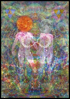 Twin Flames... You know when you know.