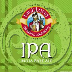 Highland Brewing Company will release its new, year-round West Coast-style IPA on Jan. 4, 2016. It is the first of 12 new beers the brewery will debut in 2016.