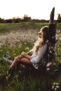Really wish I could just lay in a field of wildflowers all day...