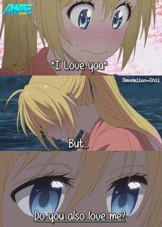 Anime : nisekoi