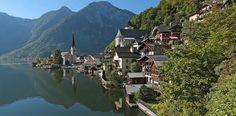Bilderesultat for Hallstatt lake district