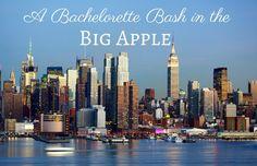 Lexie's New York City Bachelorette Party
