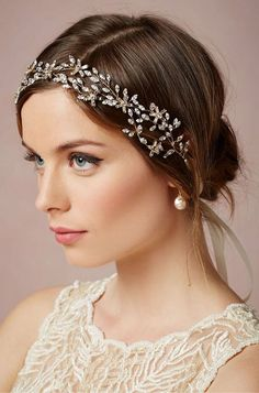 Wedding Guest Hairstyle For Girls