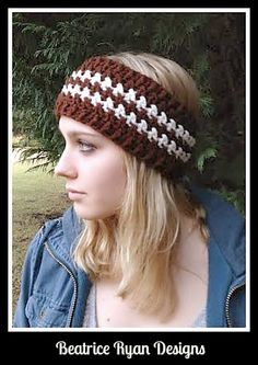 Winter's Twist Headband