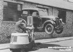 41 Best vintage forklifts images in 2018   Vintage, Tractors