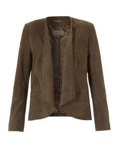 GREAT PLAINS Savannah suede jacket