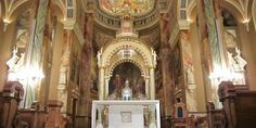 The Basilica of St. Josaphat - Milwaukee, WI