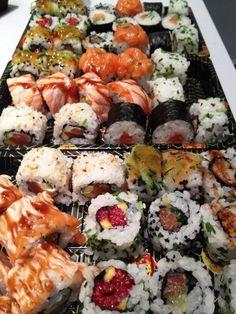Tonight it's Sushi Night