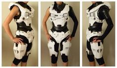 DIY - Halo Armor Suit | Funny Dumpster