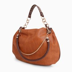 Braided Strap Hobo Bag#Repin By:Pinterest++ for iPad#