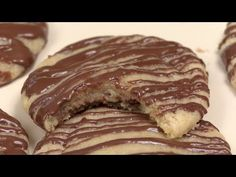 Andes Mint Cookie Recipe by Cook'n