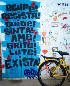 Mulambo propõe ocupação do espaço público com arte e poesia