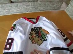 f213f6a98 This review is for two Chicago Blackhawks Jerseys purchased from Jenny Loop.  The jerseys reviewed