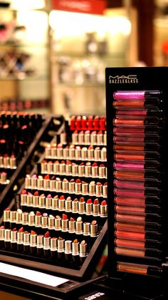 Mac make up. Hope to be able to afford some of it someday
