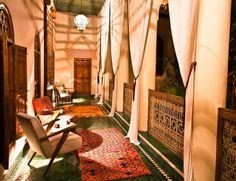 Riad El Fenn - Bedroom