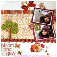 A Project by Maria Tsil from our Scrapbooking Gallery originally submitted 01/19/12 at 04:18 PM
