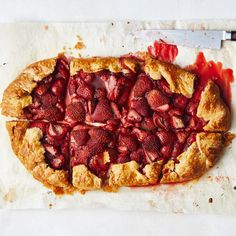 Any Berry Galette — Bon Appétit Biscuits, Cupcakes, Whipped Cream, Ice Cream, Stuffed Peppers, Breakfast, Desserts, Dessert Recipes, Sweets