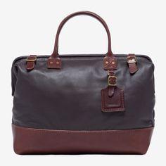 Billykirk 16 Leather Carryall | Bonobos