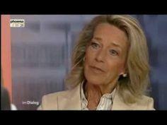 ▶ Angela Merkel arbeitet am Zerfall der Demokratie - Gertrud Höhler - 1/3 - YouTube