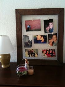 Barn Wood Frame: 5 Minute Project