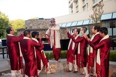 Indian groom fashion http://www.maharaniweddings.com/gallery/photo/101710