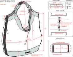 handbag anatomy - Google Search