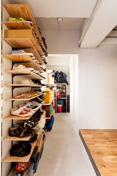 Built In Furniture, Closet Designs, My Room, Shoe Rack, Pantry, Basements, Architecture, Building, Interior