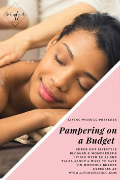 6 ways to save on monthly beauty expenses   #livingwithlc #lifestyleblog #frugalliving #frugalshopper #frugal #beauty #mommyblogger #mommyblog #momlife #momblog #mompreneur