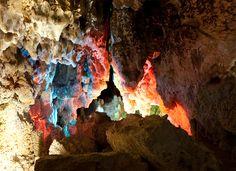 Chal Nakhjir cave, Iran's natural wonder