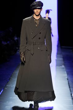 Jean Paul Gaultier Fall 2011 Couture - Beauty - Gallery - Style.com