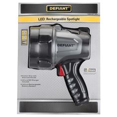 Defiant Rechargeable LED Work Spotlight $10 @ Home Depot Deal of the day #LavaHot http://www.lavahotdeals.com/us/cheap/defiant-rechargeable-led-work-spotlight-10-home-depot/158551?utm_source=pinterest&utm_medium=rss&utm_campaign=at_lavahotdealsus