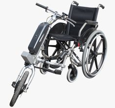Electrical kit with motor lets you change a manual wheelchair in power. Facilitates commuting, ideal for use wheelchair indoor or outdoor. Manual Wheelchair, Motorcycle, Indoor, Bike, Change, Woman, Store, Vehicles, Health